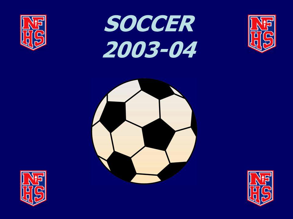 SOCCER 2003-04