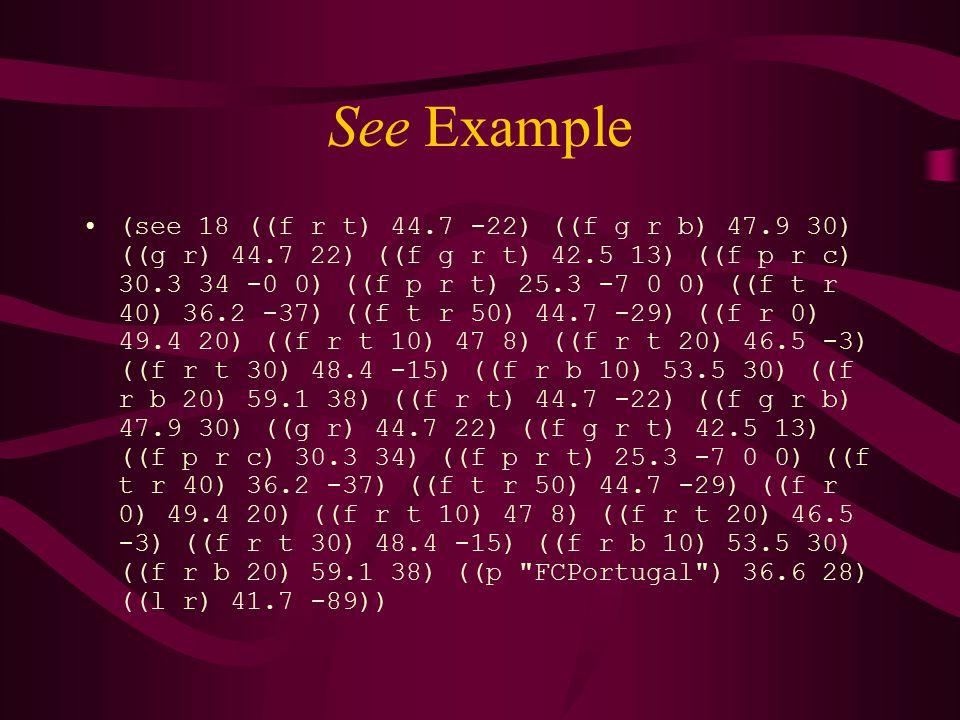 See Example (see 18 ((f r t) 44.7 -22) ((f g r b) 47.9 30) ((g r) 44.7 22) ((f g r t) 42.5 13) ((f p r c) 30.3 34 -0 0) ((f p r t) 25.3 -7 0 0) ((f t