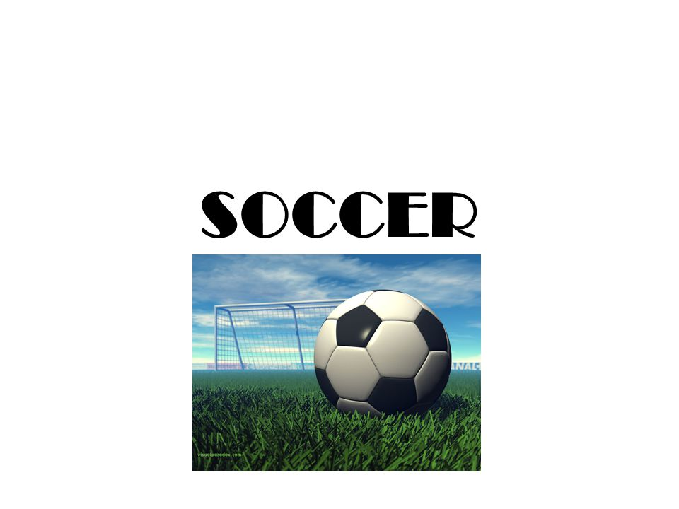 HISTORY More than 240 million people around the world play soccer today Soccer started more than 2000 years ago in China.