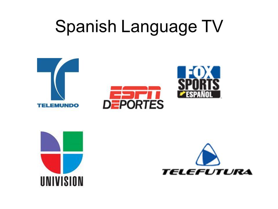 Spanish Language TV