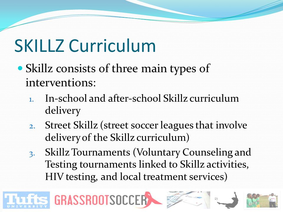 New Start Skill tournaments are relevant to the youth.