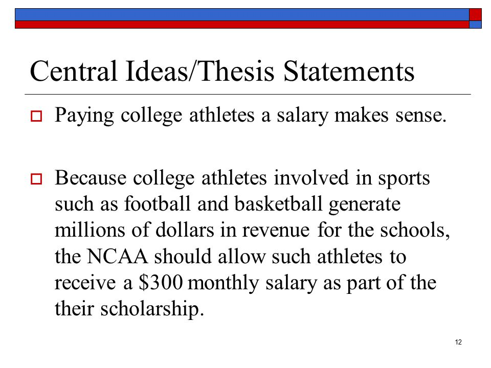 persuasive essay example pro athletes salaries
