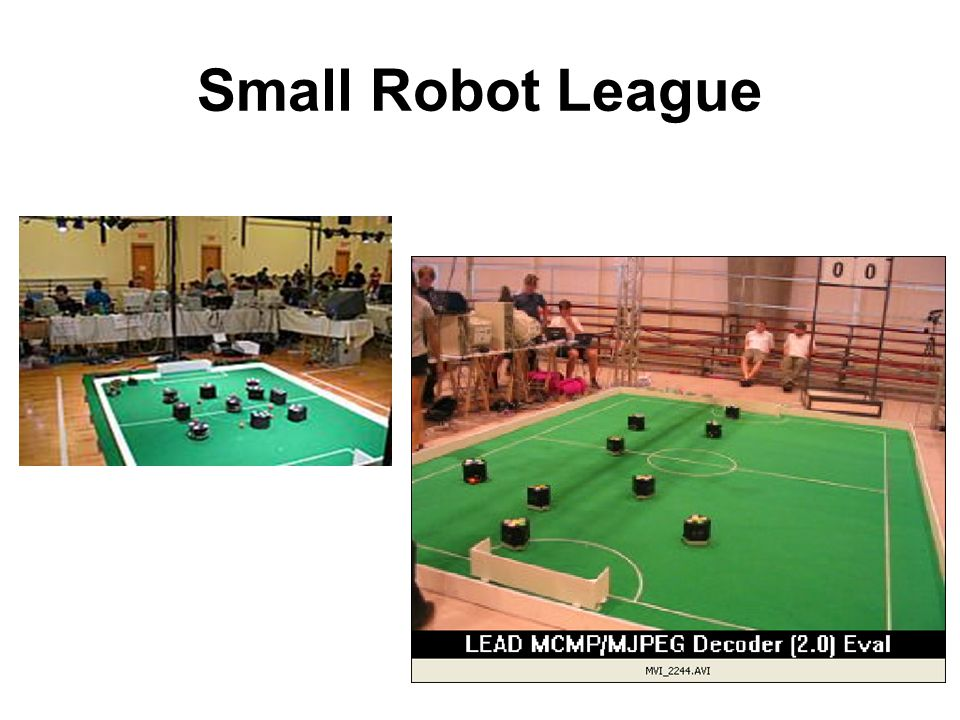 Small Robot League