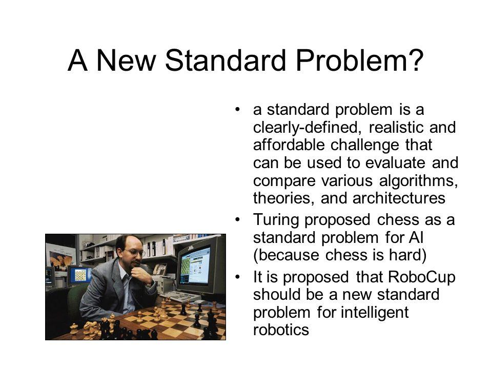 A New Standard Problem.