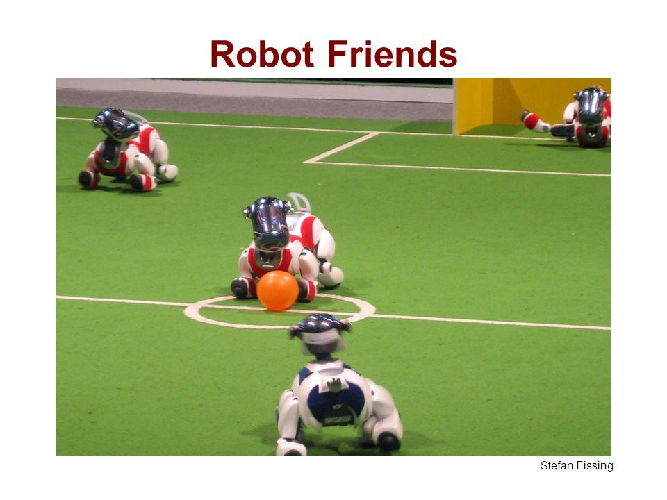 Robot Friends Stefan Eissing