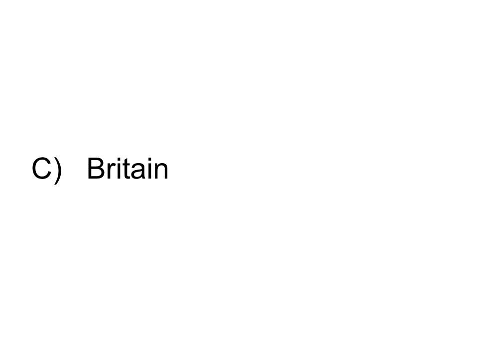 C) Britain