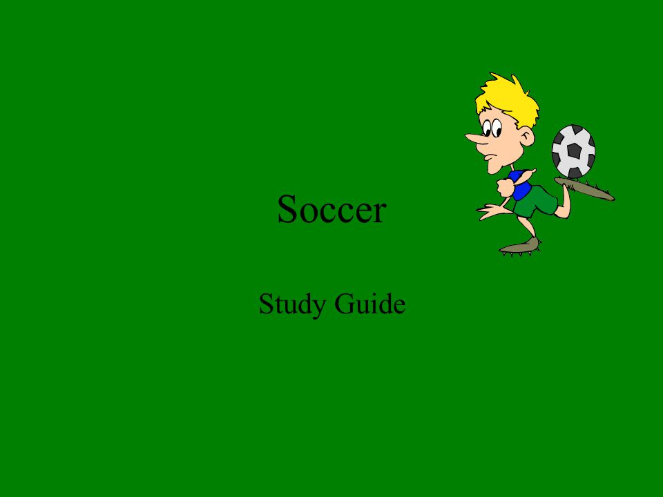 Soccer History Soccer is the oldest team sport in written history.