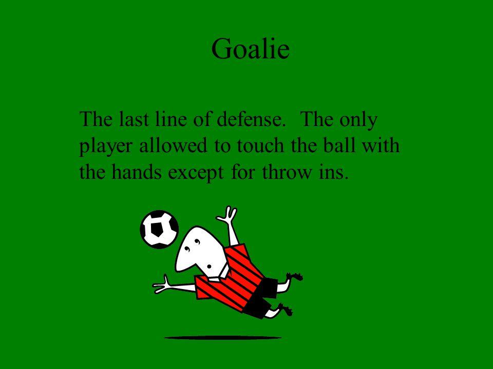 Fullbacks Full backs are defenders.