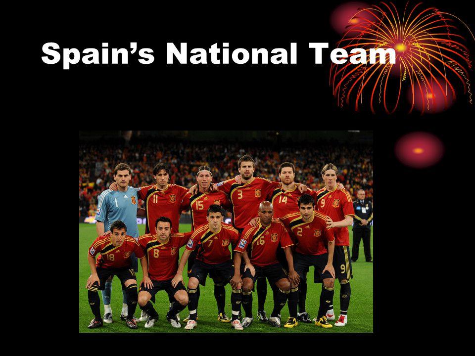 Spain's National Team