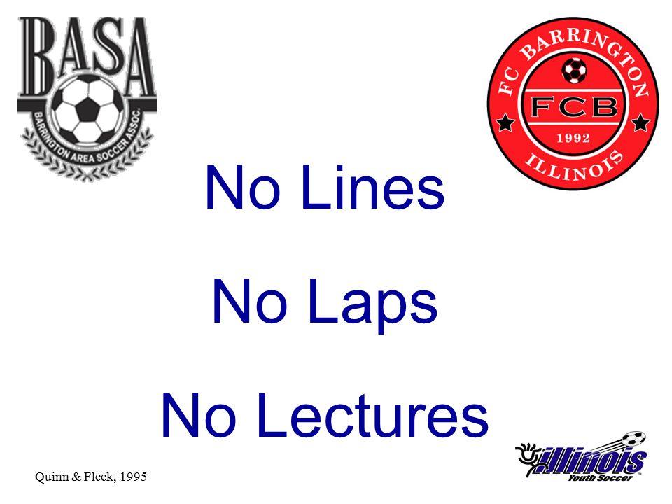 No Lines No Laps No Lectures Quinn & Fleck, 1995