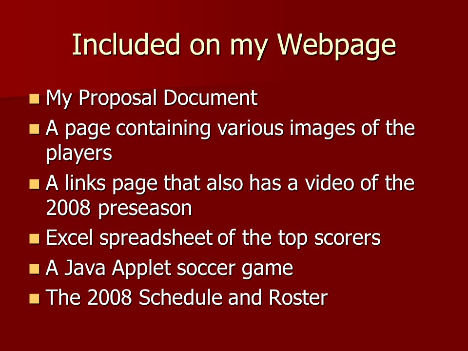 The Webpage Pages\Final.html Pages\Final.html Pages\Final.html