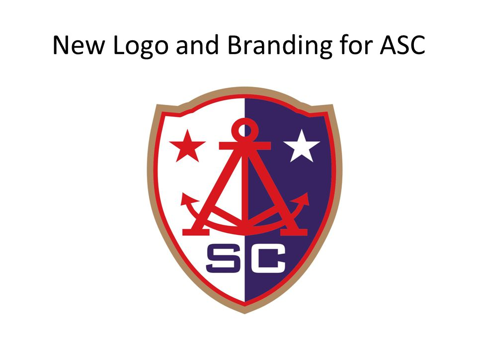 New Logo and Branding for ASC