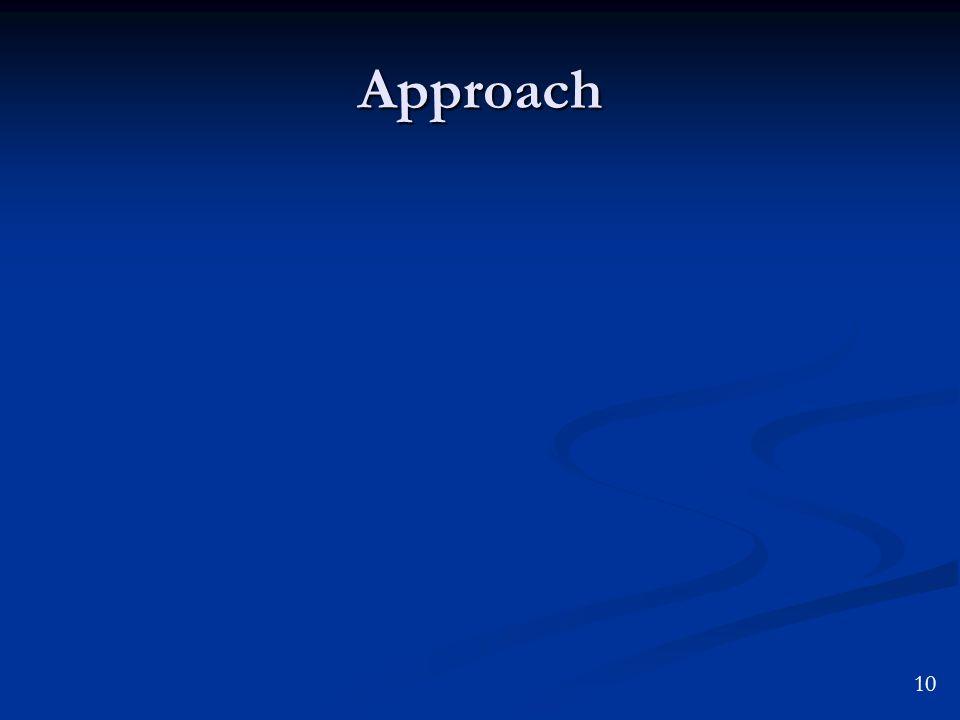 Approach 10