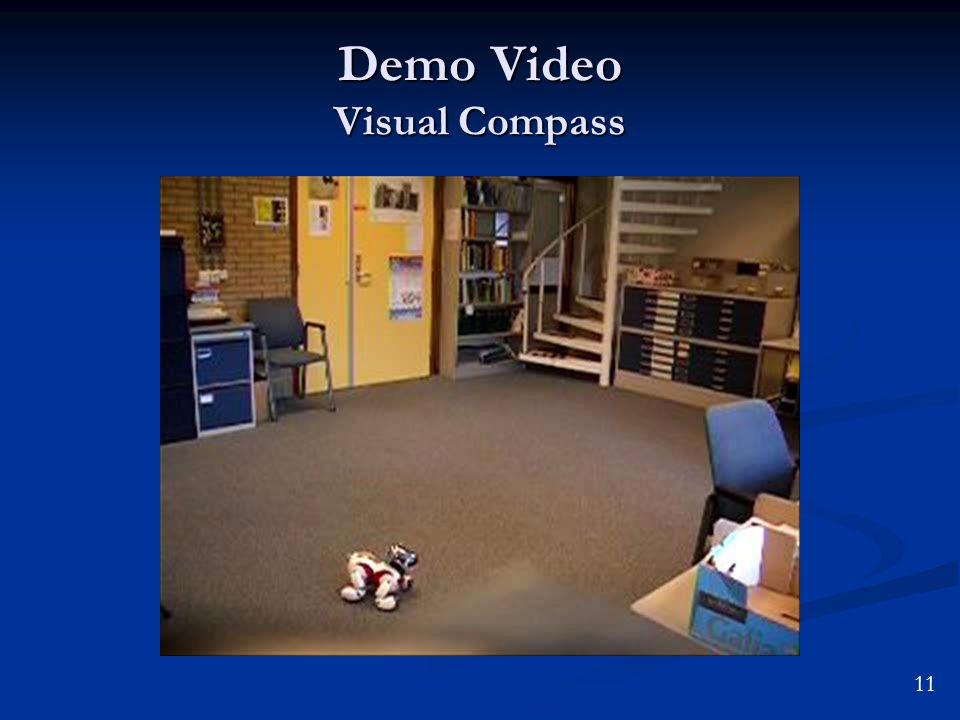 Demo Video Visual Compass 11