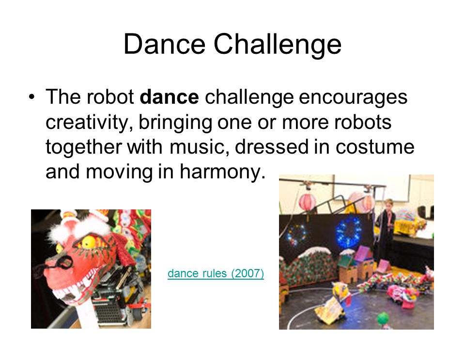 HISTORY RoboCupJunior began in 1998, with a demonstration at RoboCup-98 in Paris.
