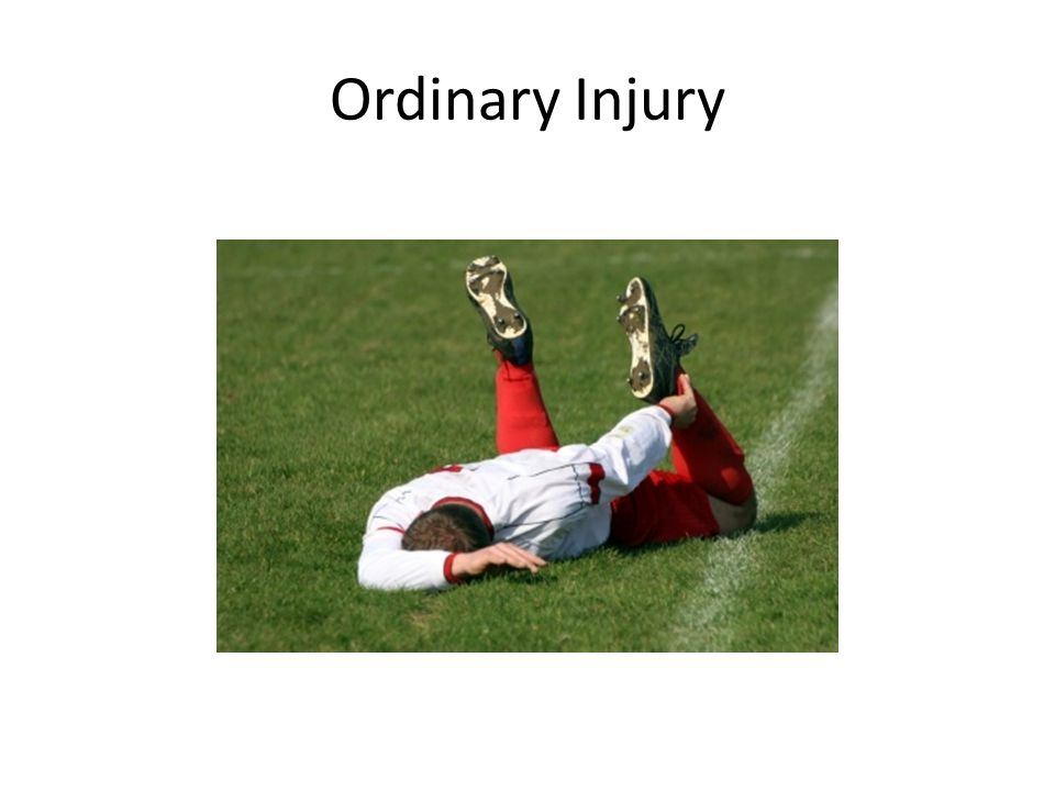 When player must leave The player shall leave the field and may be replaced who is: Injured and attended to on the field of play OR Deemed injured by the referee Rule 3-3-1-c(2).