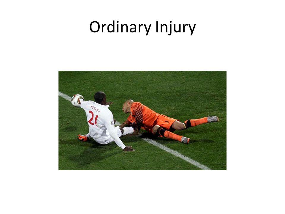 Ordinary Injury