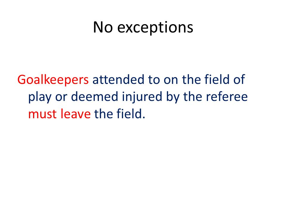 Ordinary Injury A coach or trainer may not enter without approval from a referee.