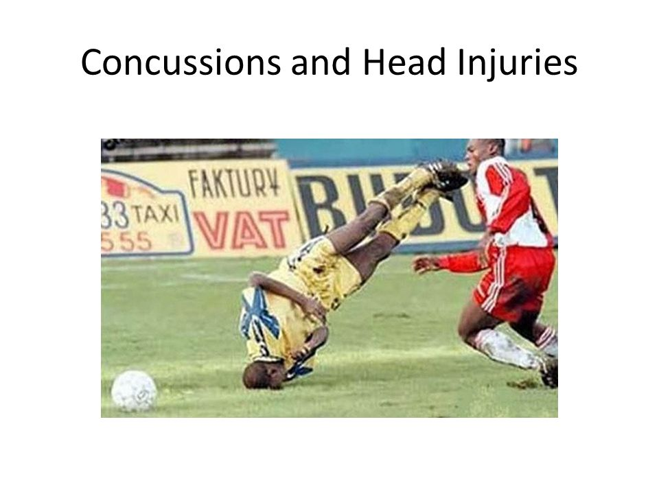 Concussions and Head Injuries