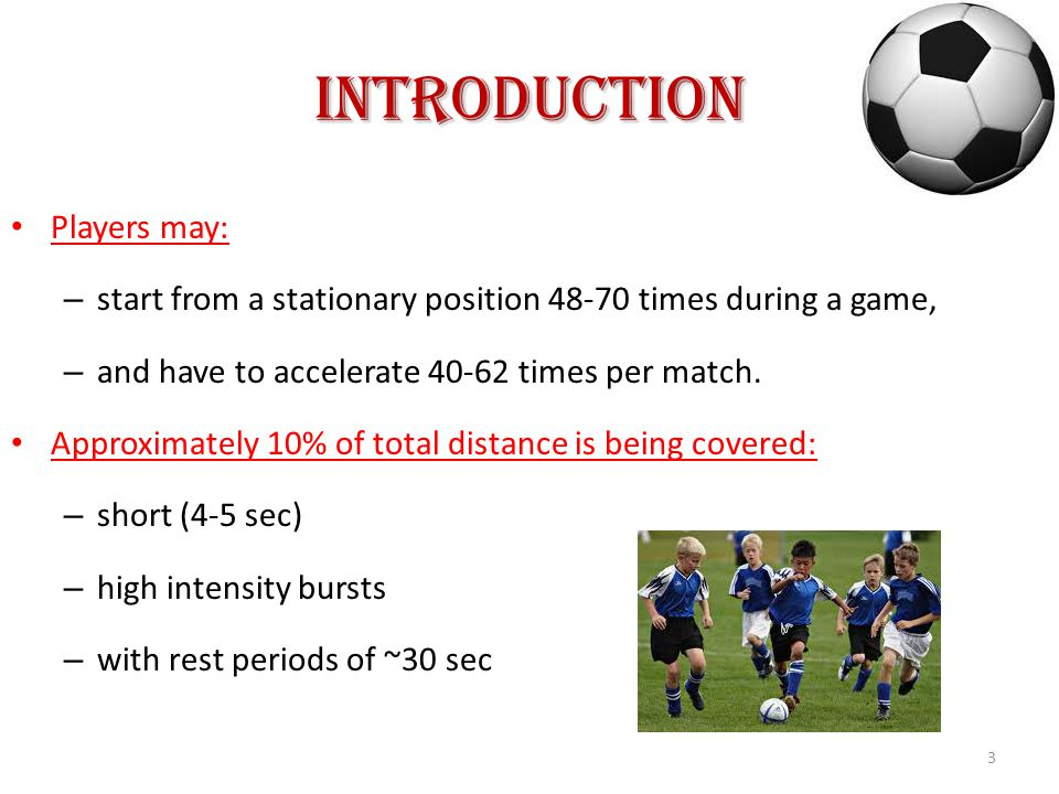 Revision Questions 1.Discuss what the fitness (game) requirements are for a professional soccer player today.
