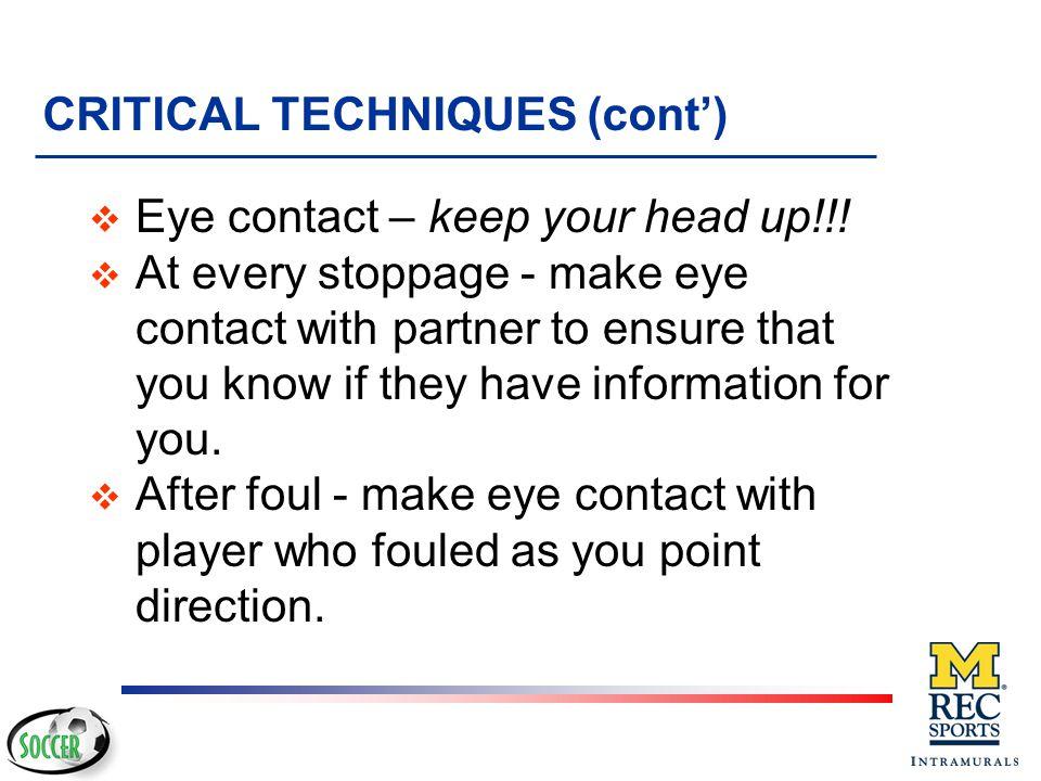 Offside or Stop play Offside - Far side Offside - Center Offside - Near side SIGNALS