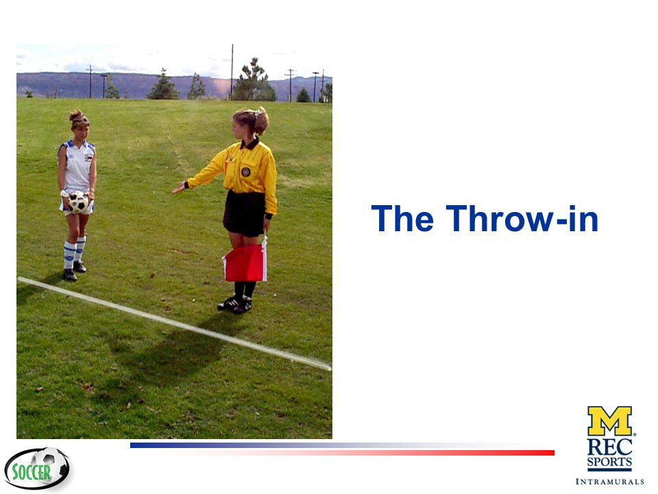 PERSPECTIVE Assistant Referee's view