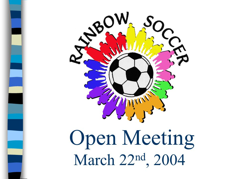 Small Sided Games Beginning this Spring Season, recreational divisions within Rainbow changed to a 7v7 format.
