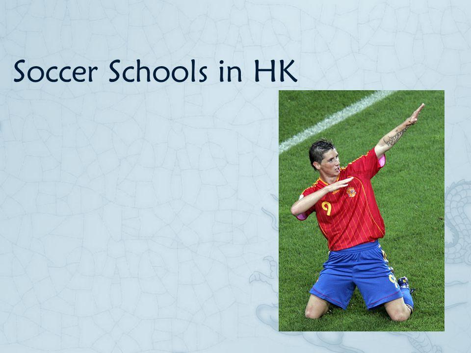 Soccer Schools in HK