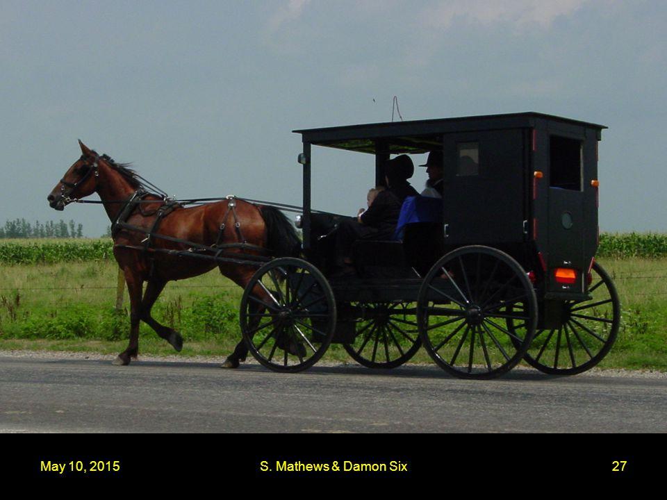 May 10, 2015S. Mathews & Damon Six27
