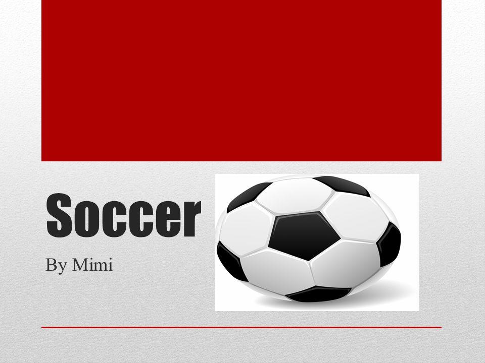 Soccer By Mimi