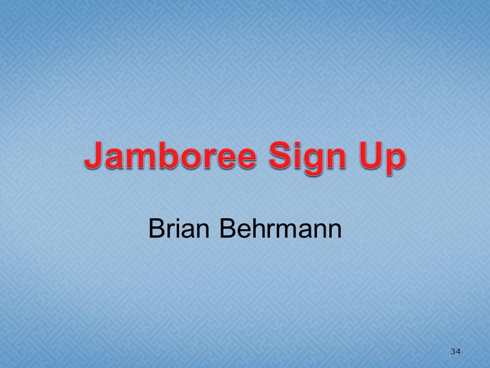 Brian Behrmann 34