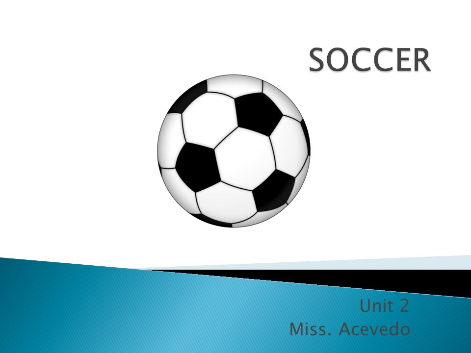 Unit 2 Miss. Acevedo