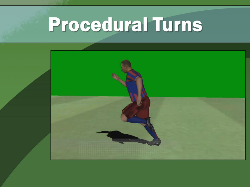 Procedural Turns