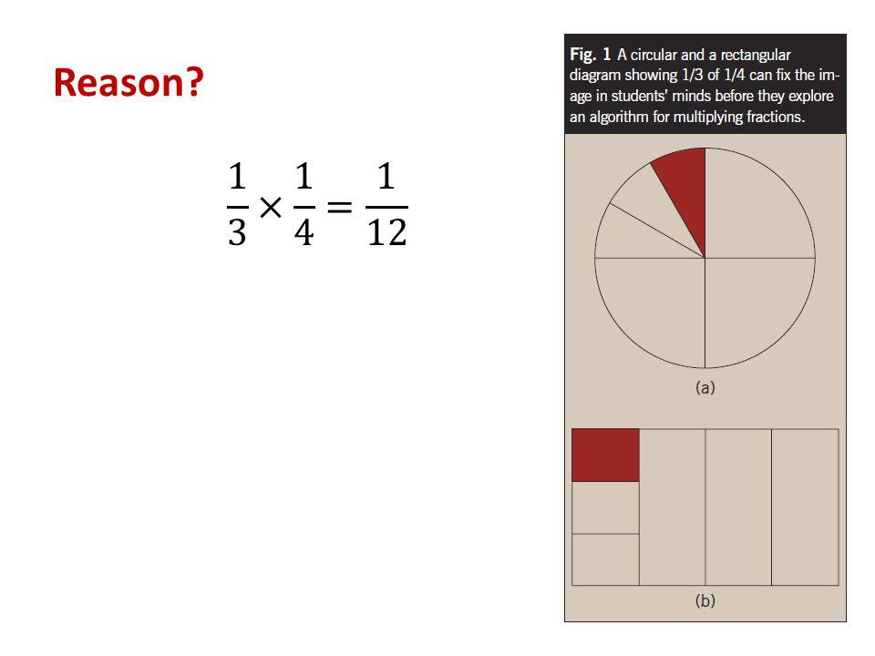 Reason?