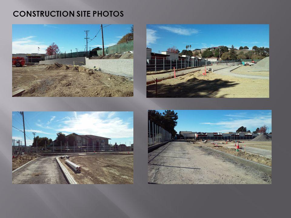 CONSTRUCTION SITE PHOTOS