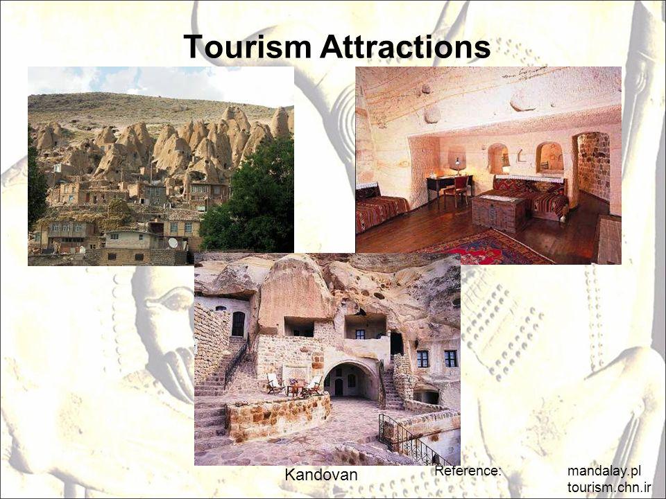 Tourism Attractions Reference:mandalay.pl tourism.chn.ir Kandovan