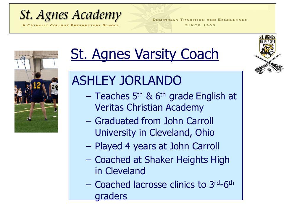 5 Coach Ashley Jorlando