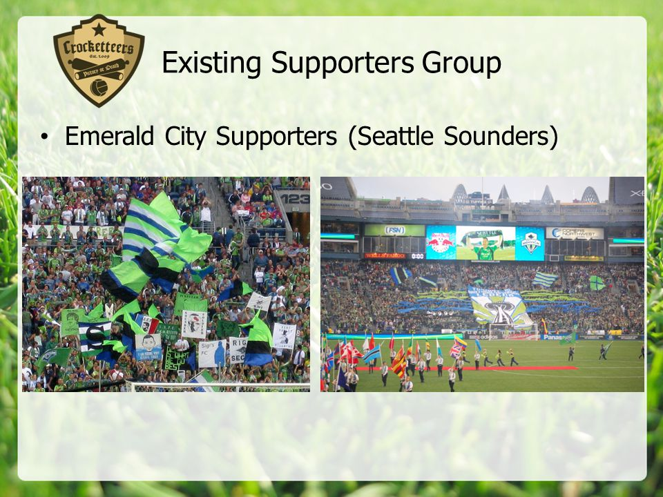 Existing Supporters Groups U-Sector & Red Patch Boys (Toronto FC)