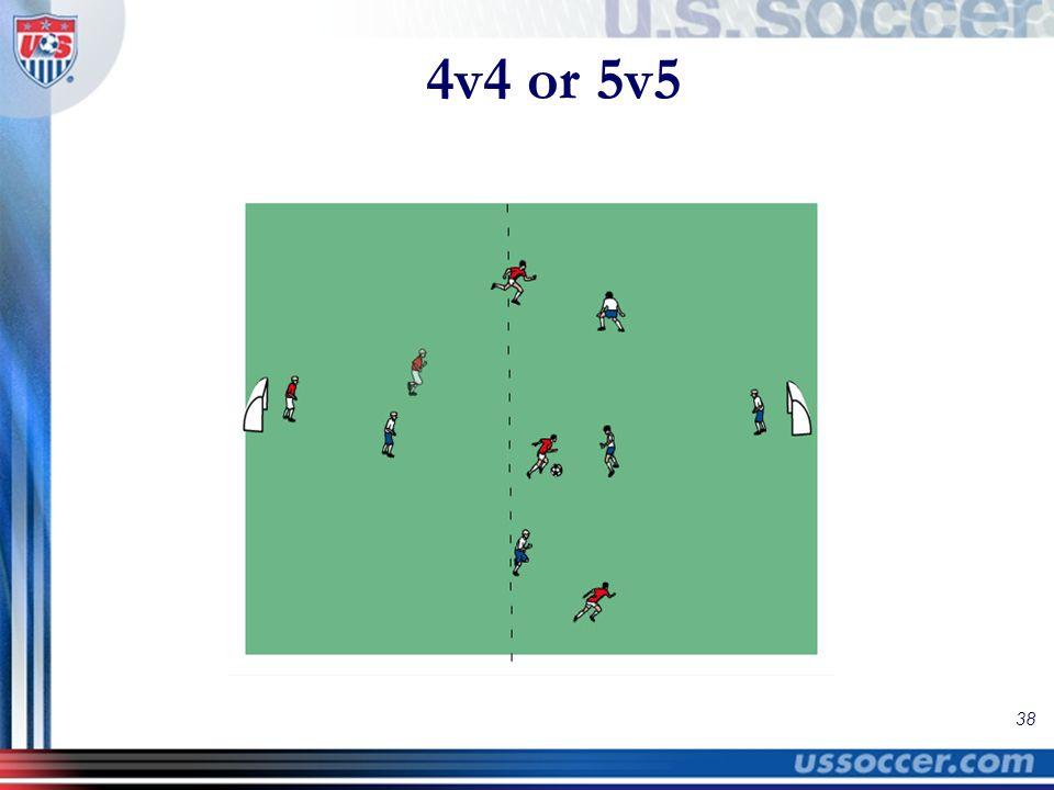 38 4v4 or 5v5