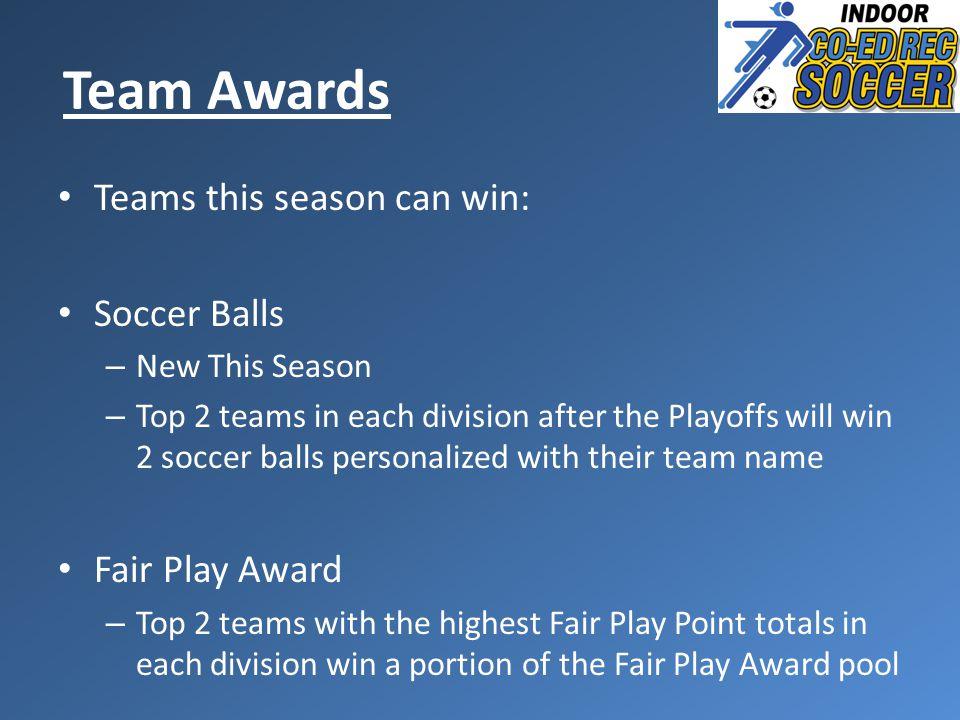 Coed Rec.Soccer Advisory Committee Coed Rec.