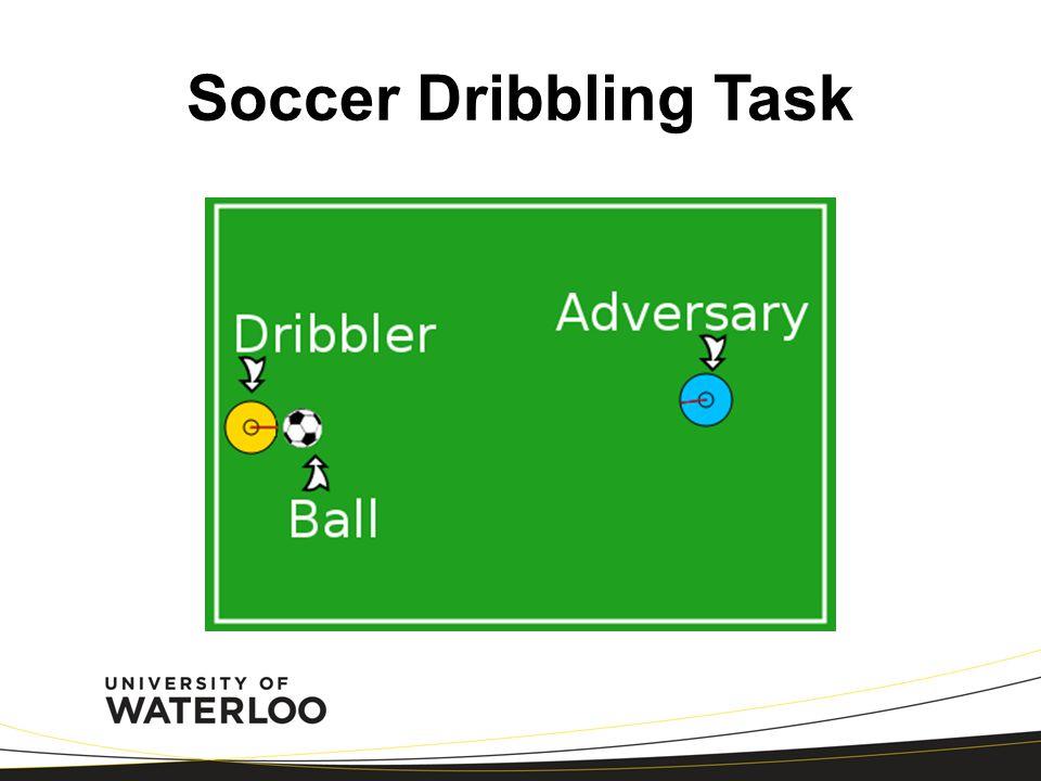 Soccer Dribbling Task
