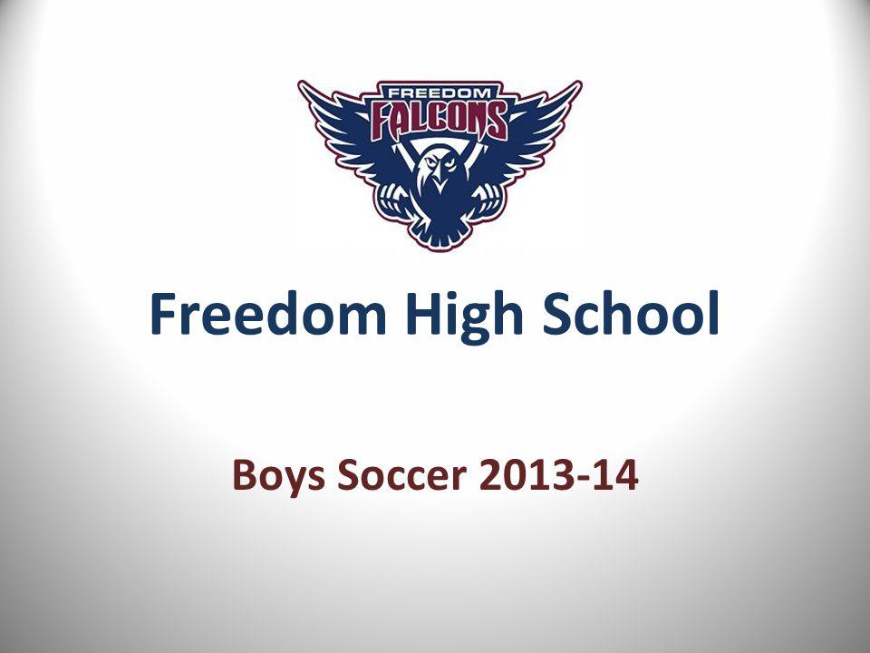 Welcome FHS Boys Soccer Parents!