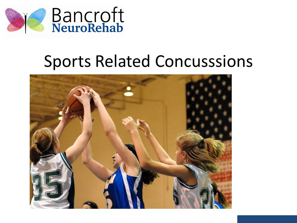 Sports Related Concusssions