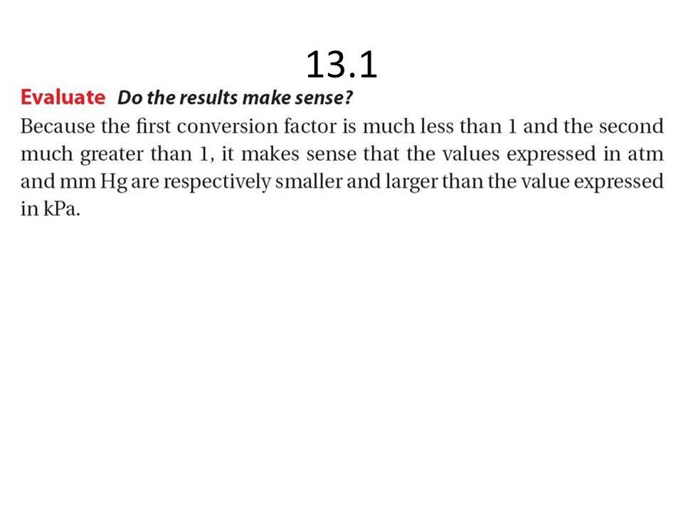 for Sample Problem 13.1