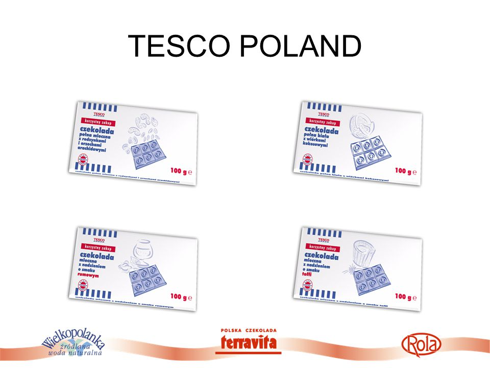 TESCO POLAND
