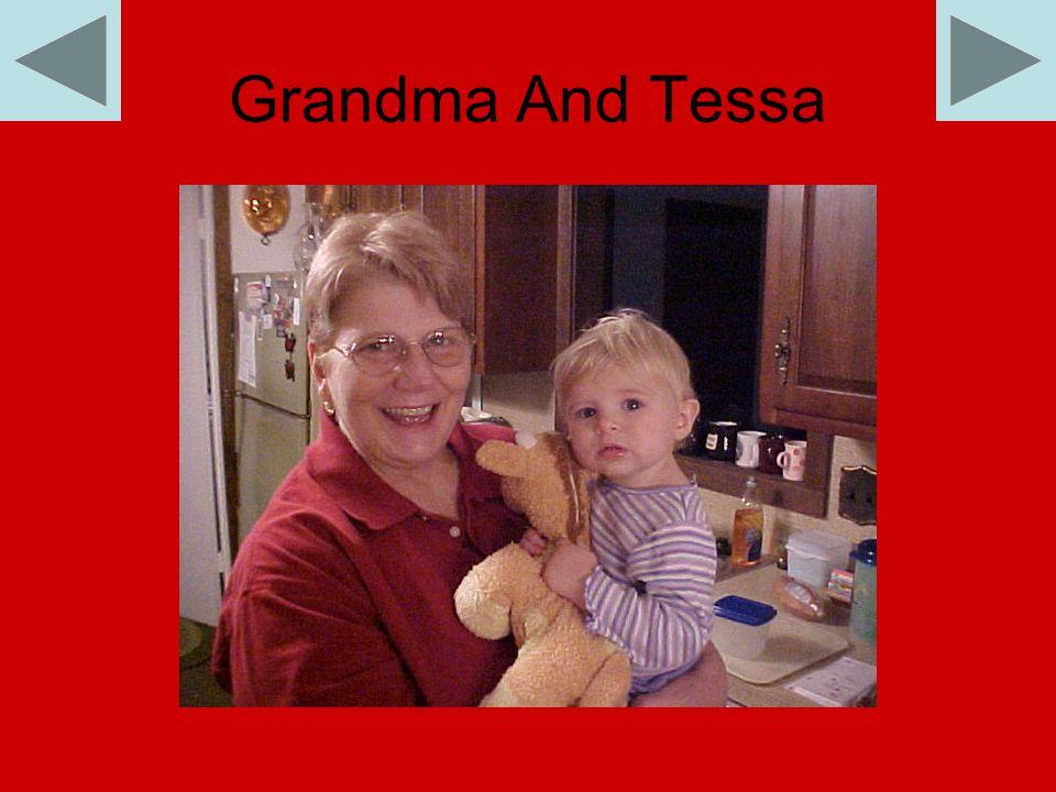 Grandma And Tessa