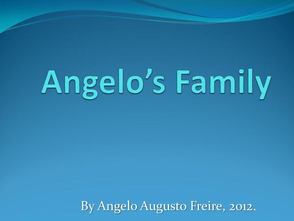 By Angelo Augusto Freire, 2012 By Angelo Augusto Freire, 2012.