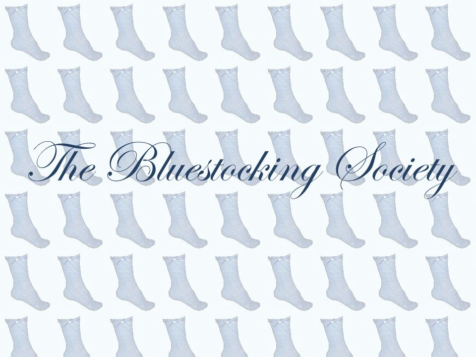The Bluestocking Society