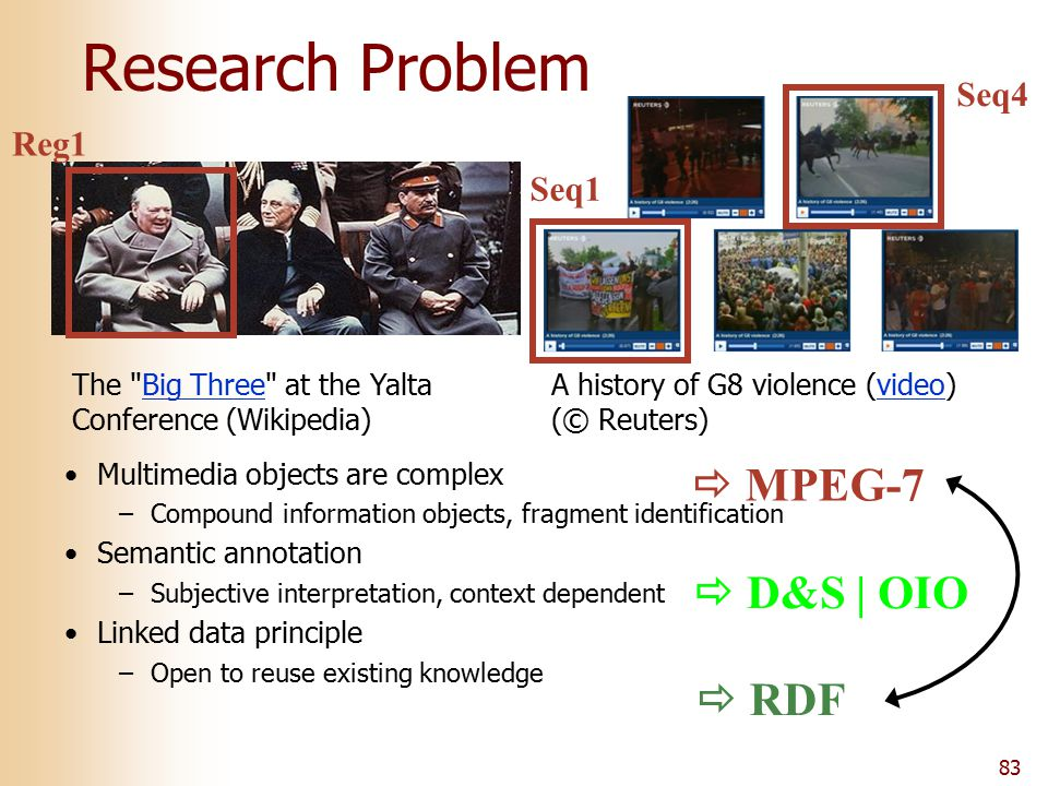83 Research Problem The
