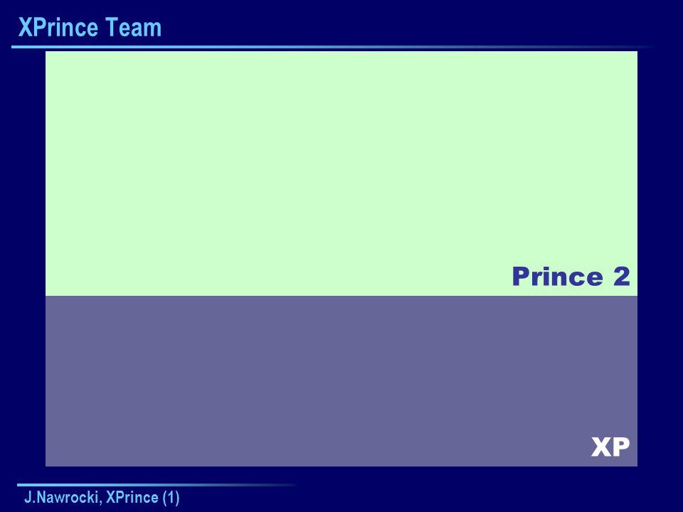 J.Nawrocki, XPrince (1) XP Prince 2 XPrince Team